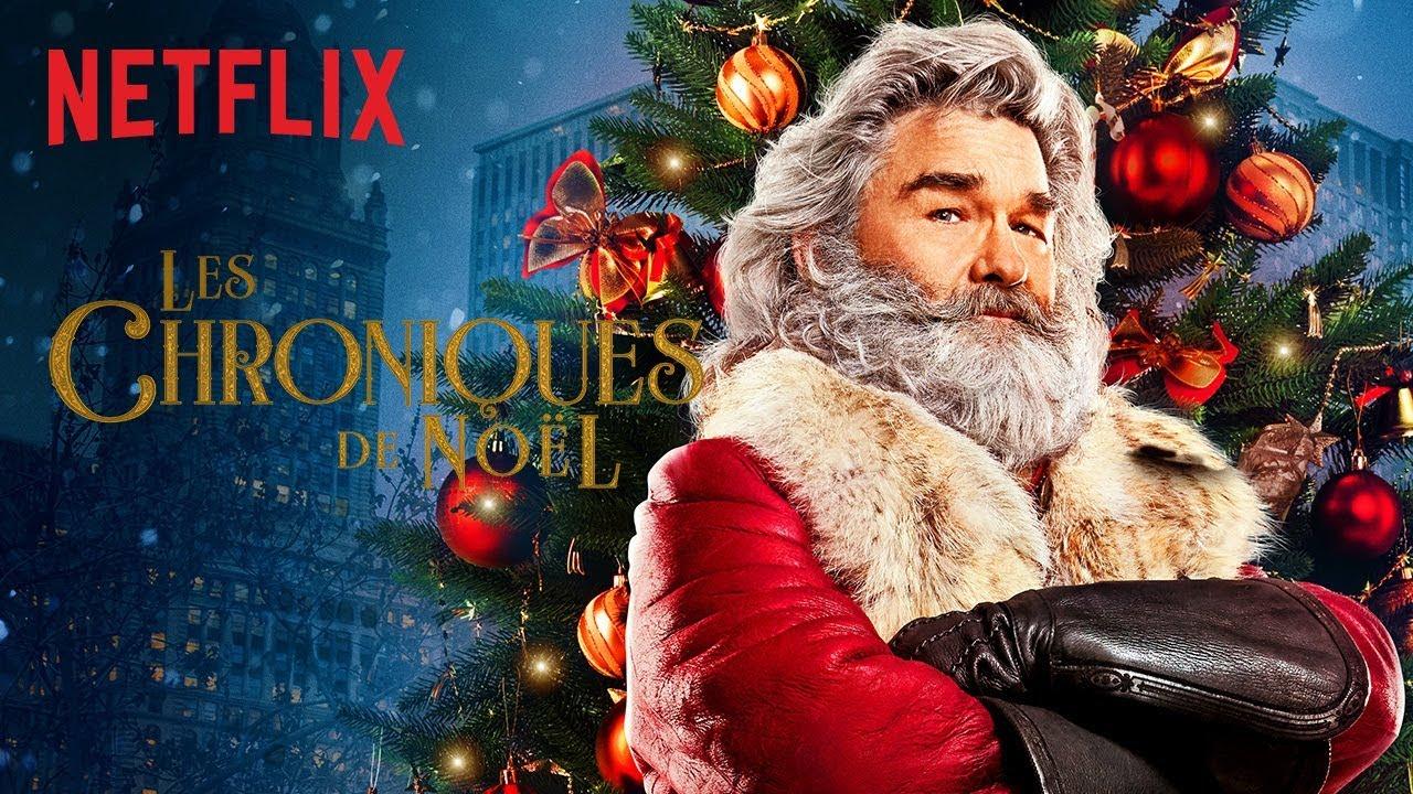 Netflix fête Noël avec Kurt Russell