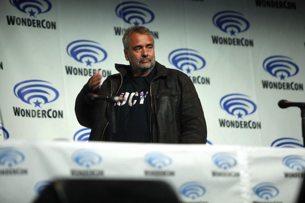 Luc Besson à la WonderCon en 2014