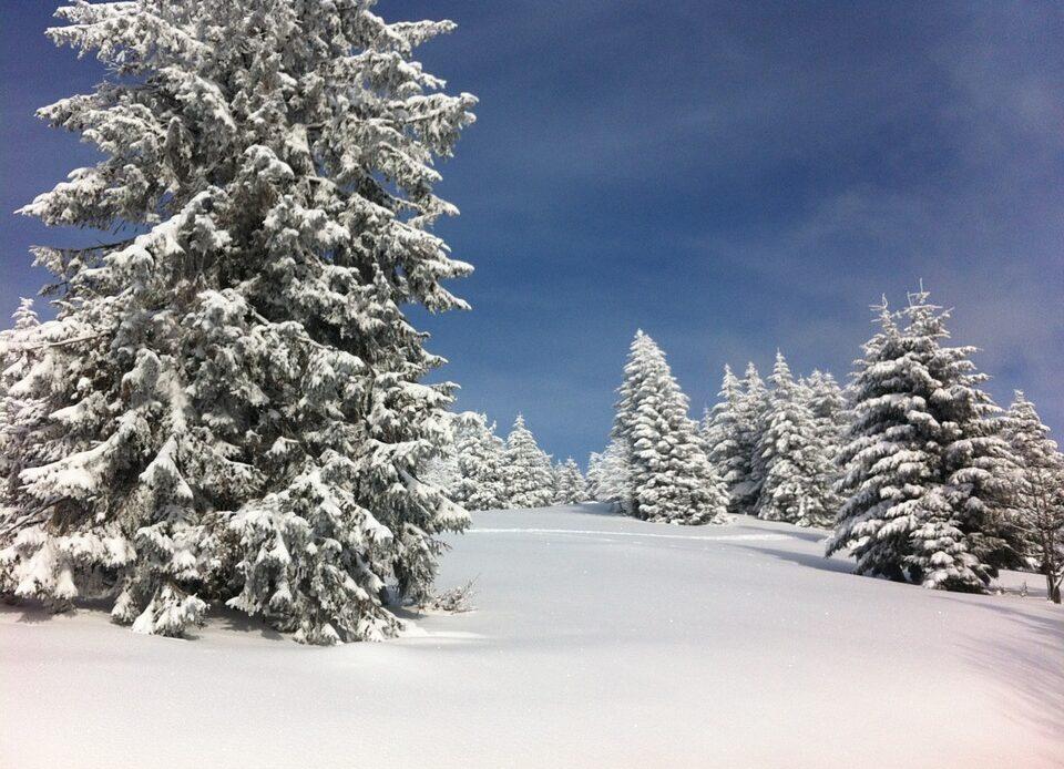 noël neige magie fête cadeaux sapin montagne vacances
