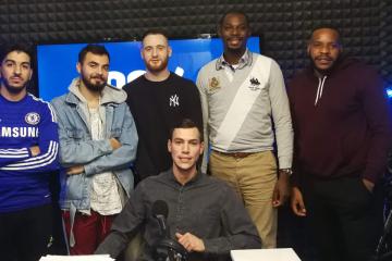 L'équipe du 100% Ligue 1 ce samedi 10 novemnbre 2018 sur VL