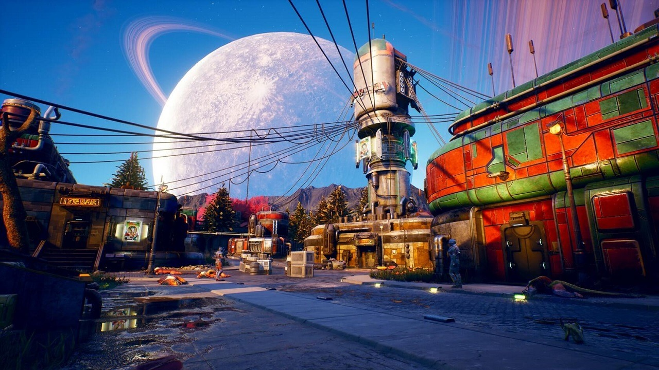 game awards outer worlds