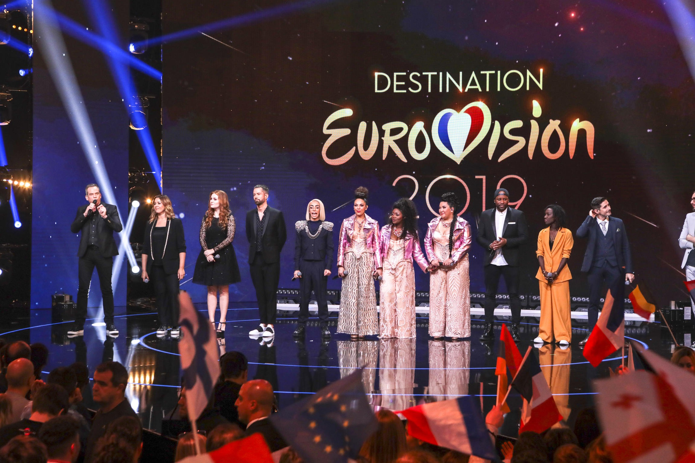 destination eurovision