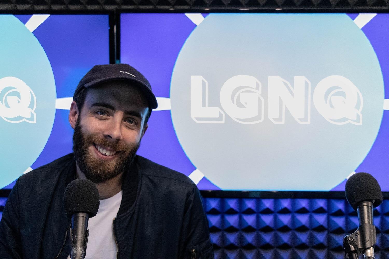 Tristan Lopin dans Le Grand N'importe Quoi sur VL avec Martin d'Aboville #LGNQ123