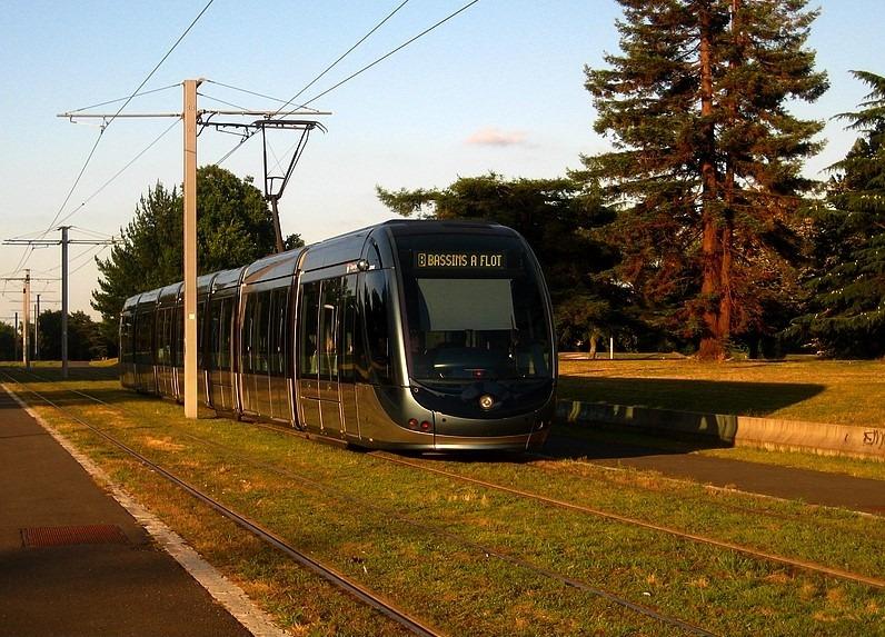 Tramway Bordeaux ligne B