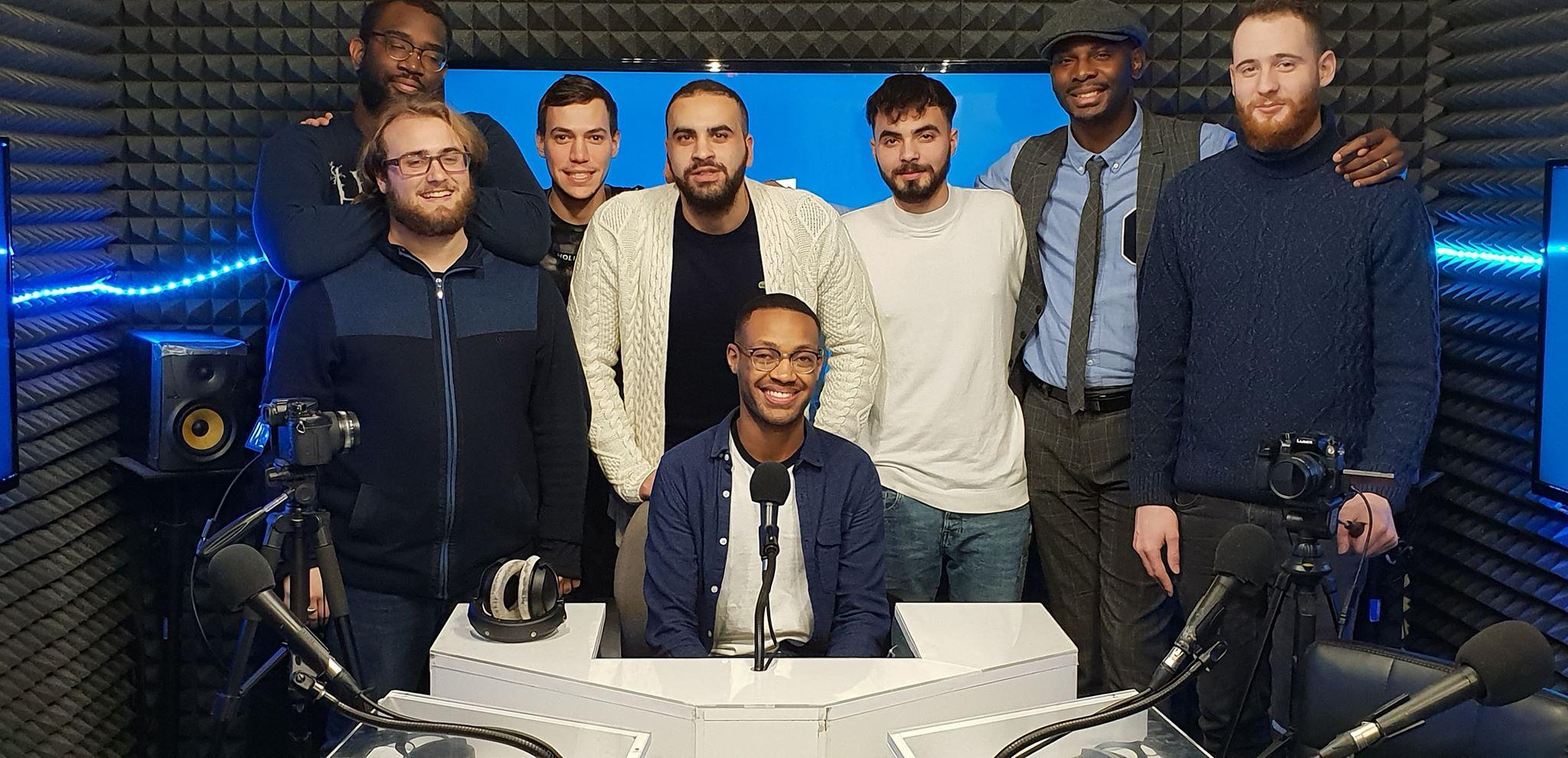 L'équipe du 100% Ligue 1 le 2 février 2019