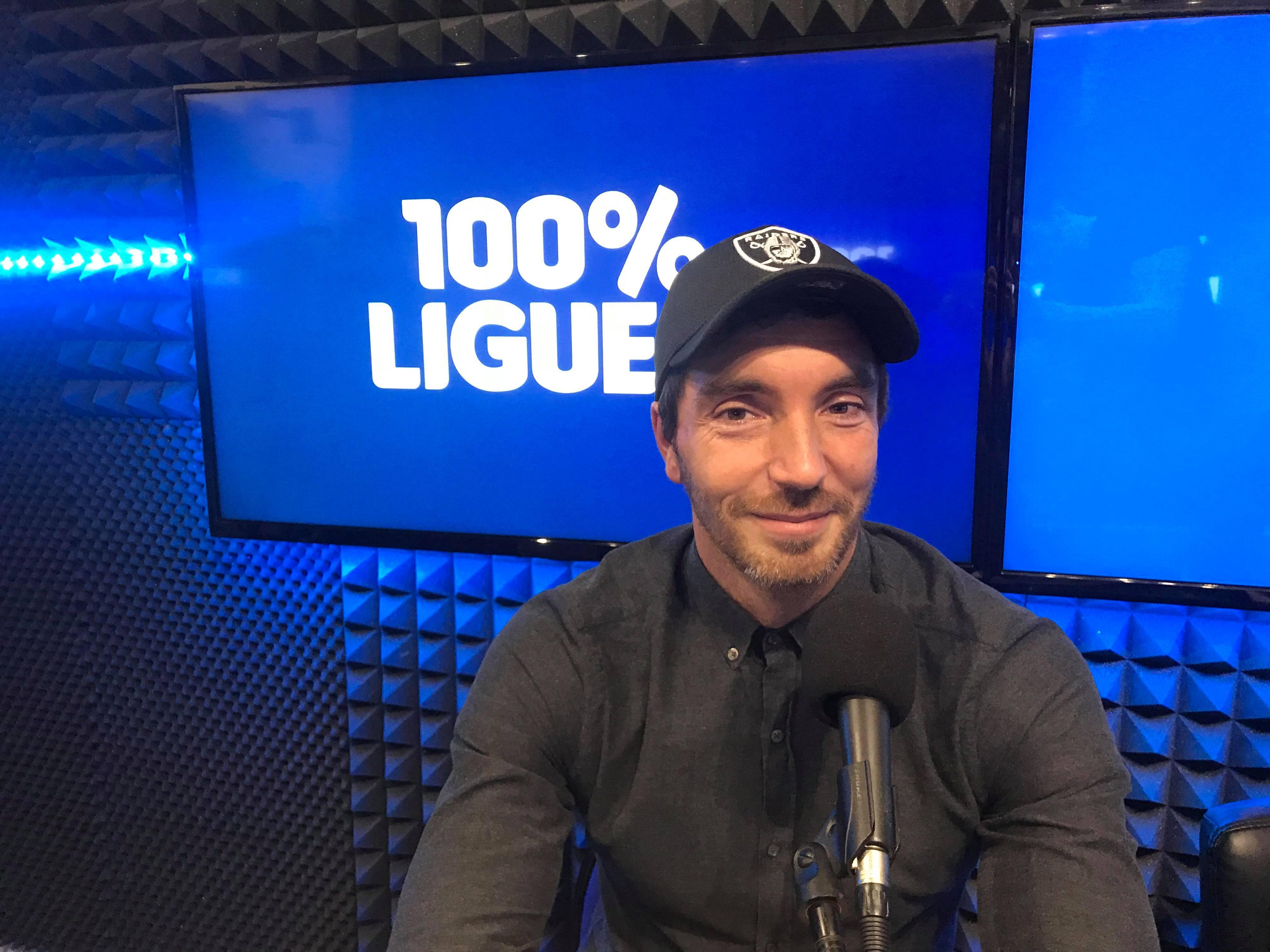 Cédric (Koh Lanta) est l'invité de 100% Ligue 1 87