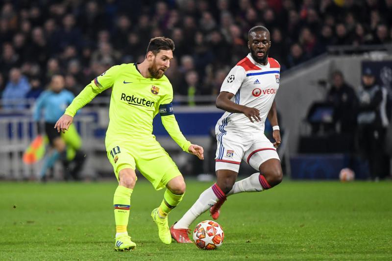 L'OL tiens bon face au FC Barcelone !
