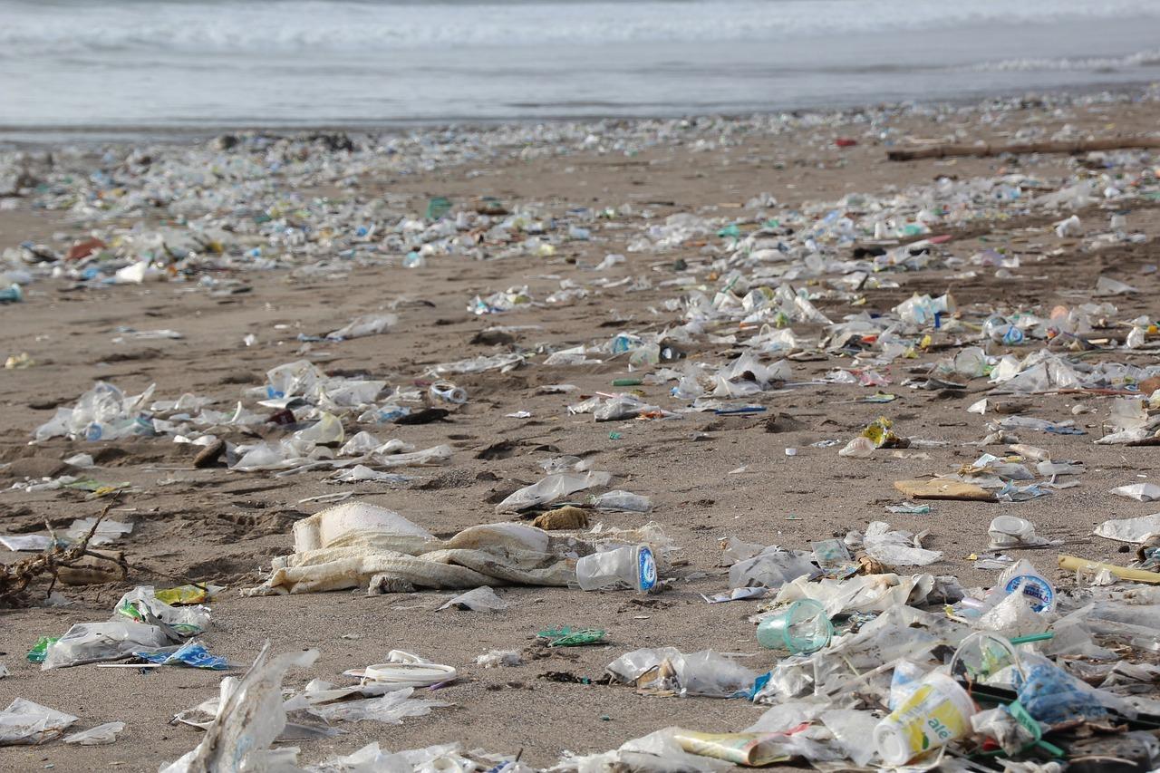 Plastique pollution océan