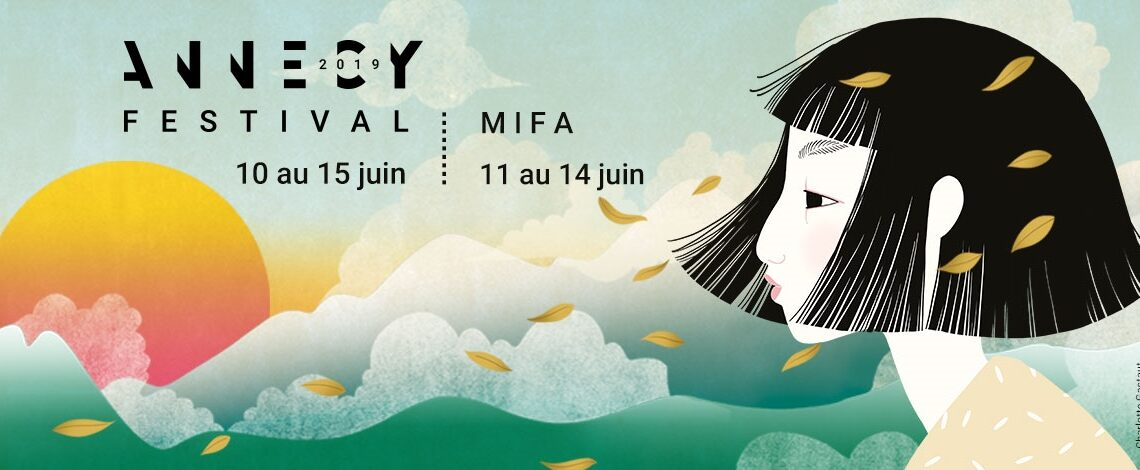Affiche Festival Annecy 2019