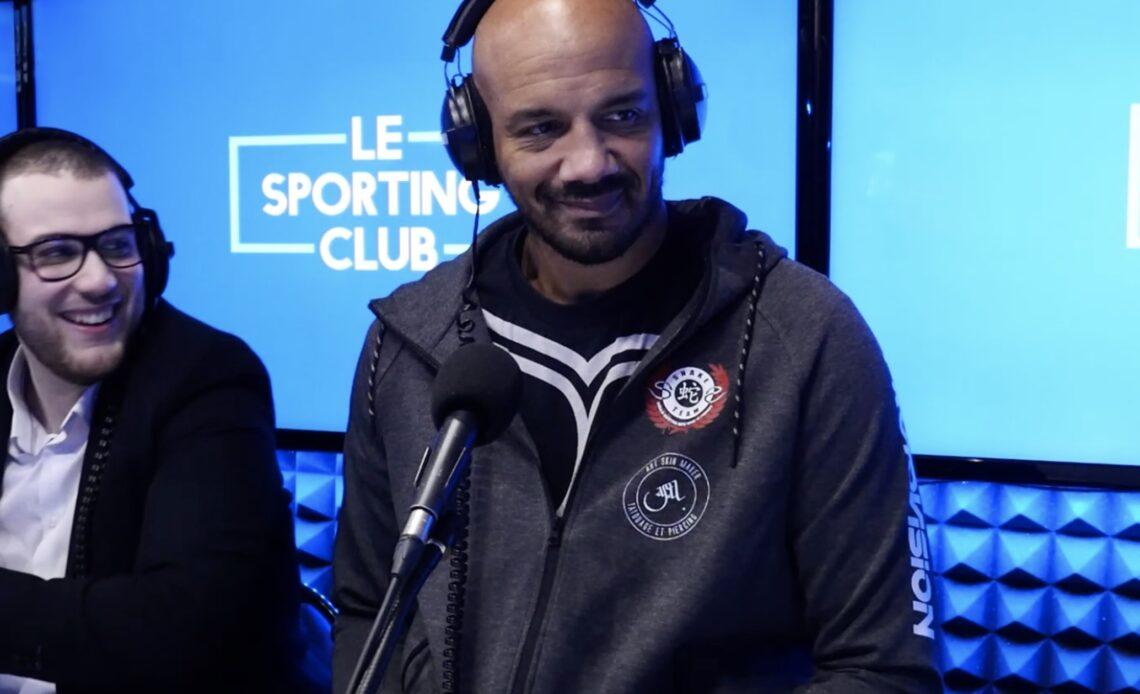 Cyrille Diabate dans le Sporting Club sur VL