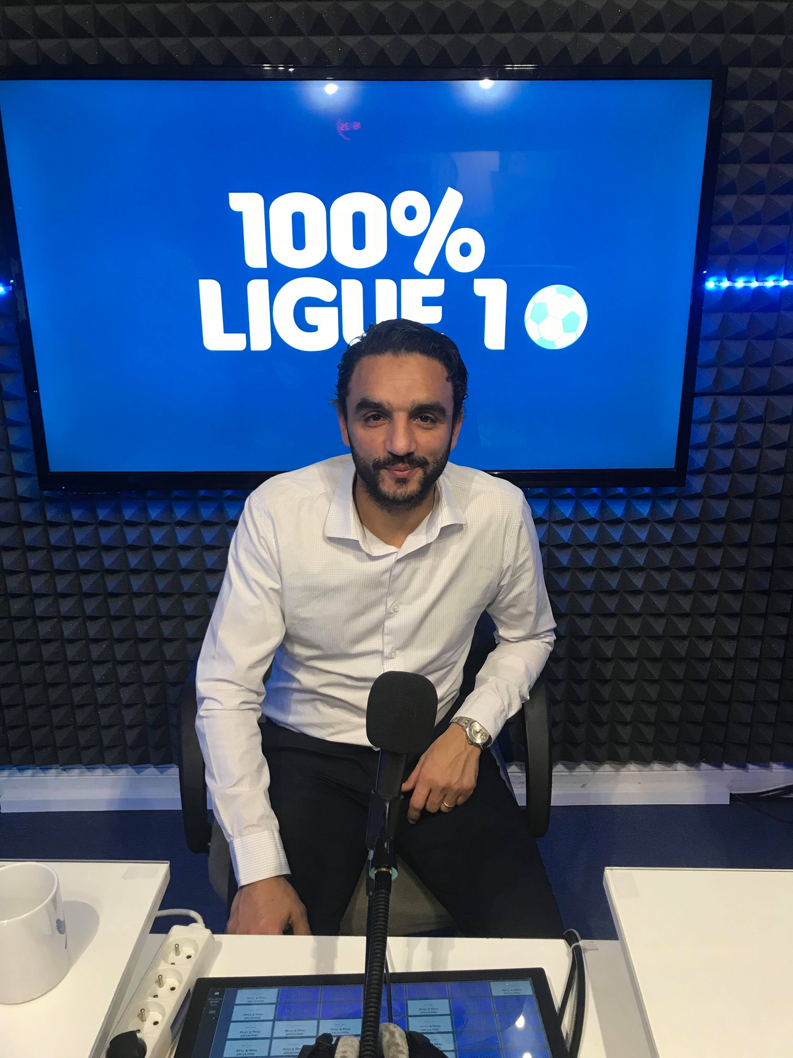 Jawad El Hajri était l'invité du 100% Ligue 1 #91