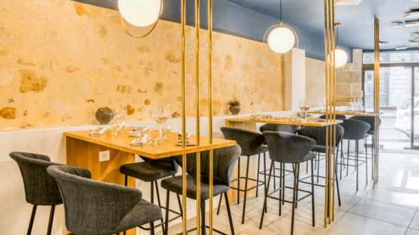 Le restaurant Modjo à Bordeaux est un des participants du festival