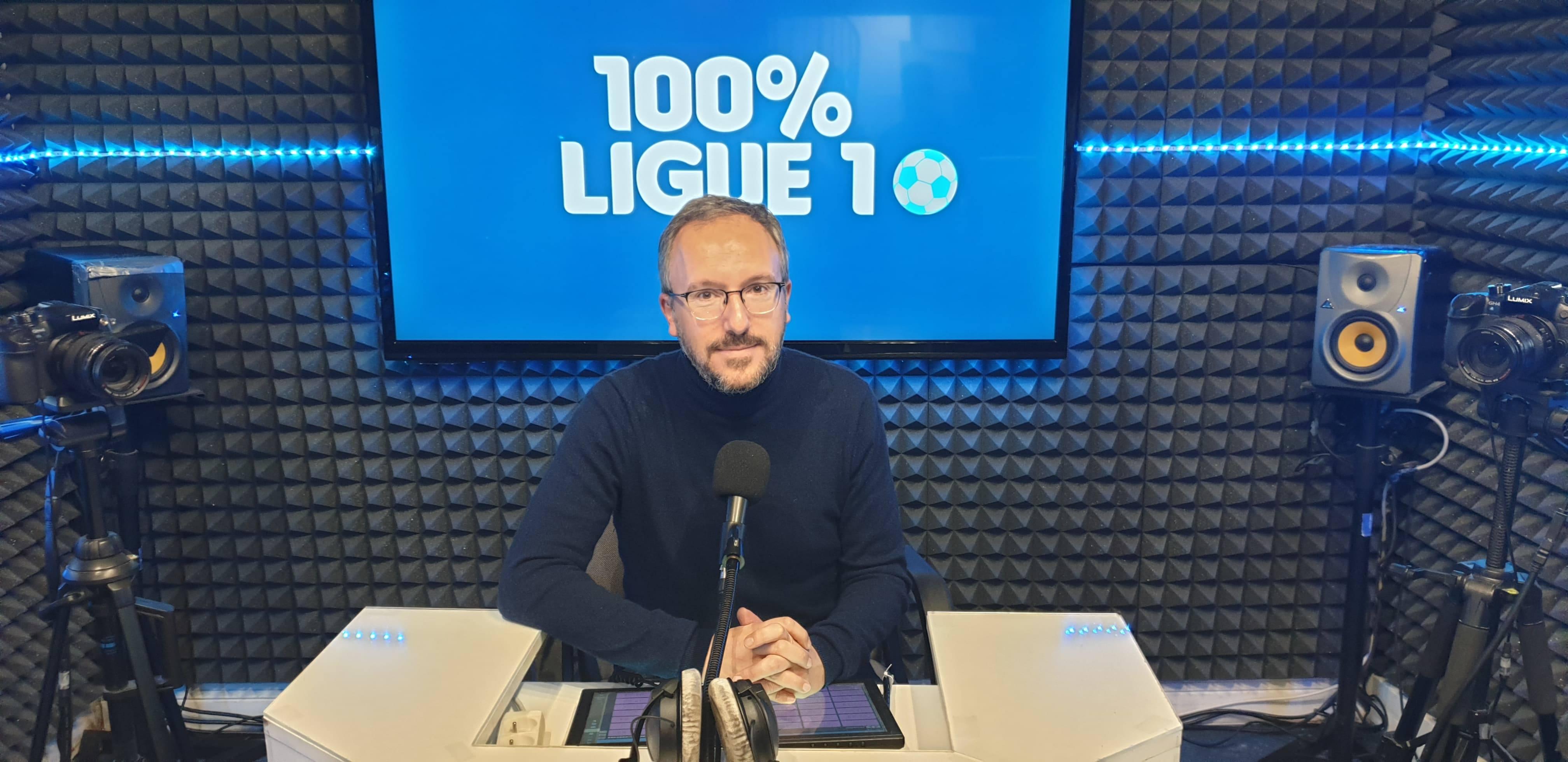 Jeff Pérès était l'invité du 100% Ligue 1 #90