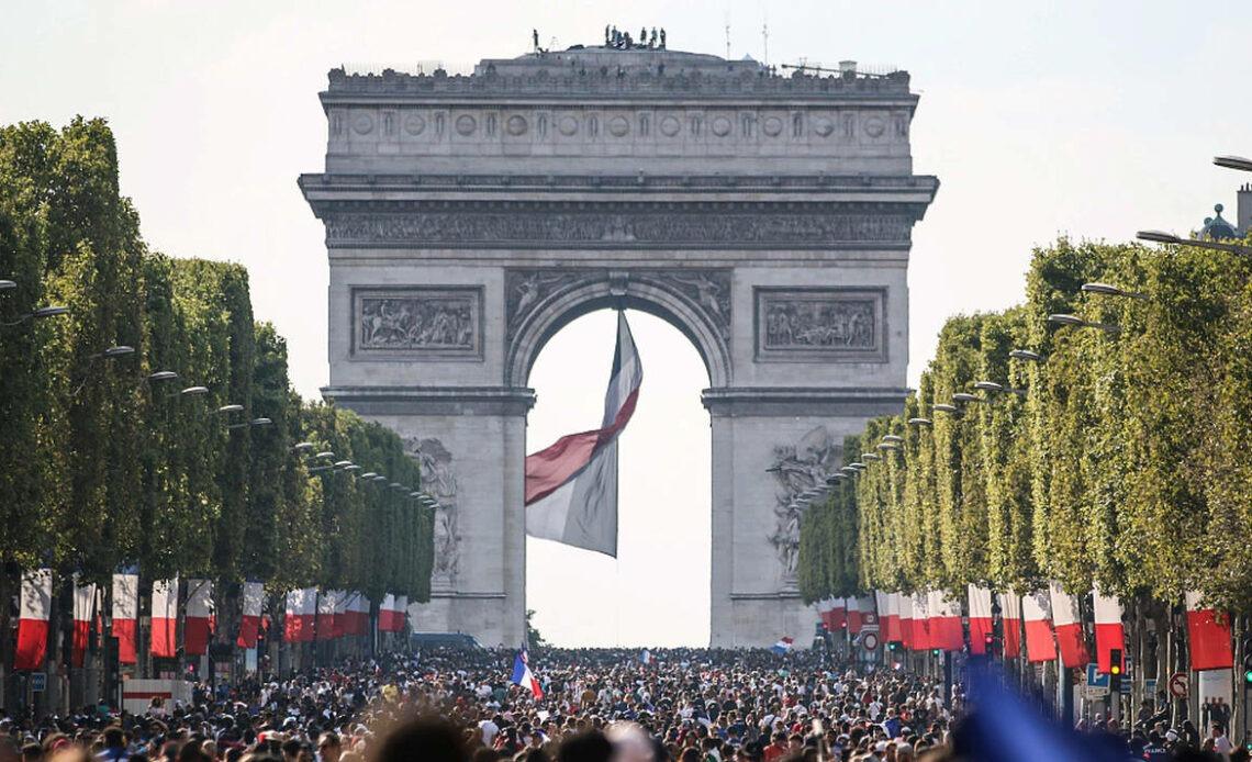Sécurité des Champs Elysées