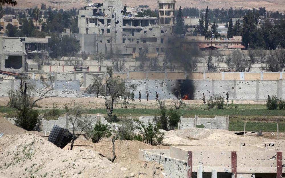 Photo de la Syrie