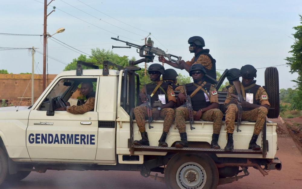 Photo de la gendarmerie du Burkina Faso