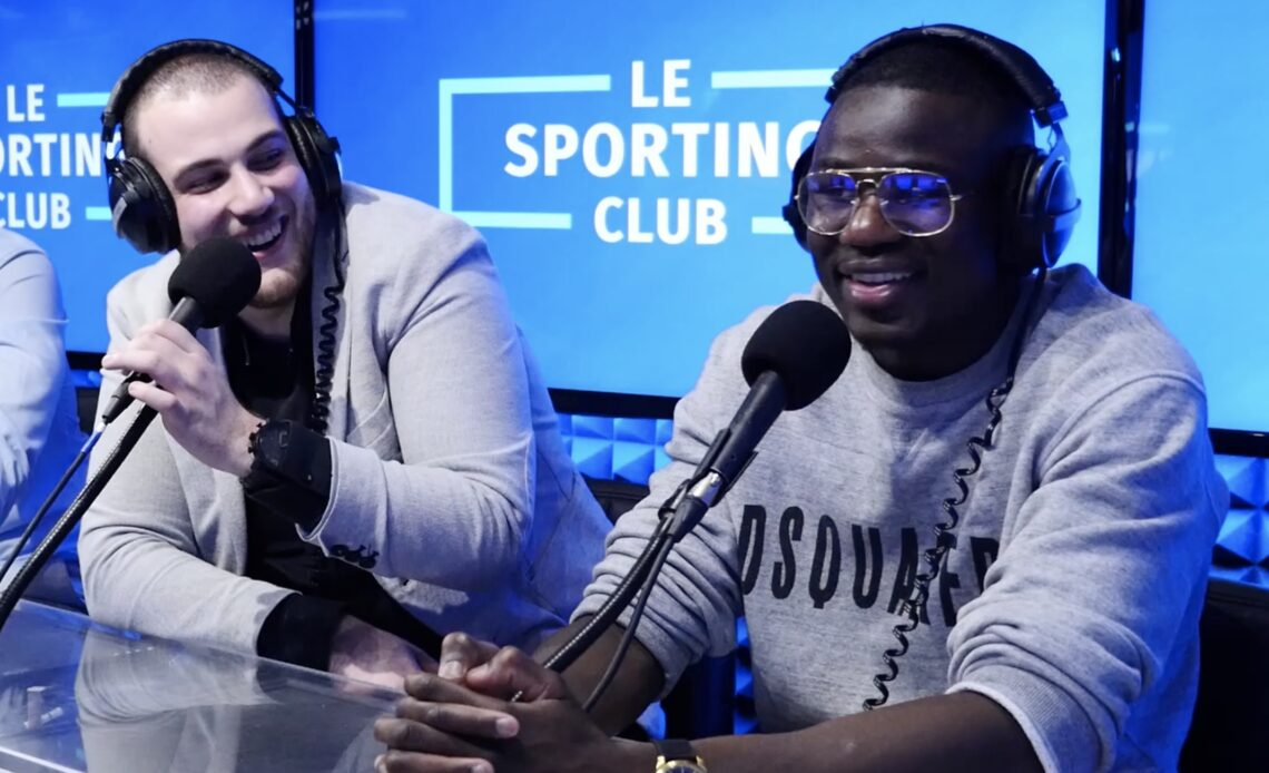 Bengoro Bamba dans le Sporting Club