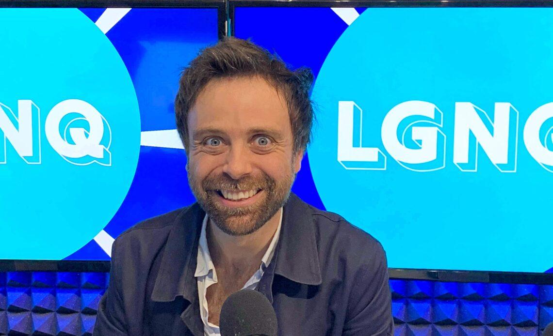 David Castello-Lopes de DepuisQuand dans Le grand N'importe Quoi de Martin d'Aboville sur VL #LGNQ