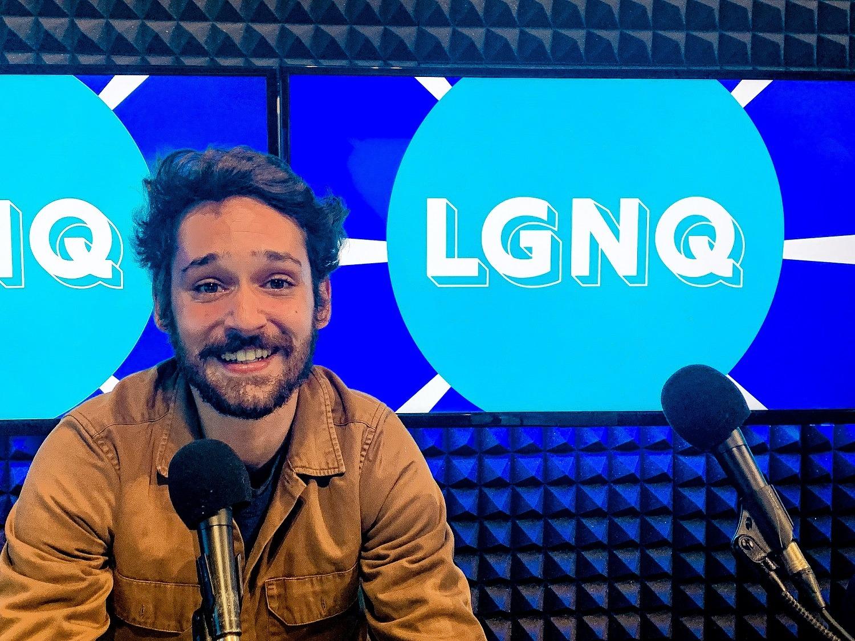 Matt Gueiredo dans Le Grand N'importe Quoi de Martin d'Aboville sur VL