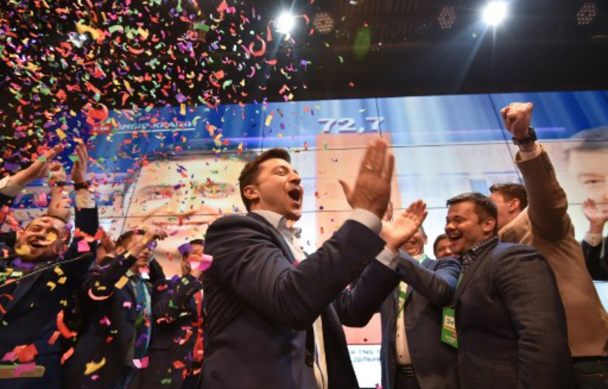 volodymyrzelensky élu président