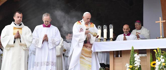 Photo du Pape François