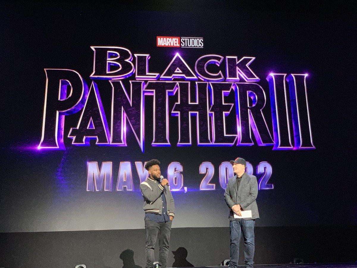 [D23] Black Panther 2 : Une date de sortie pour la suite !