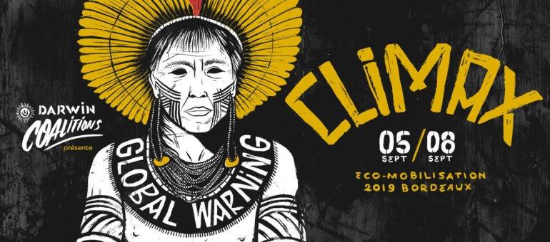 Affiche de la 5ème édition de Climax