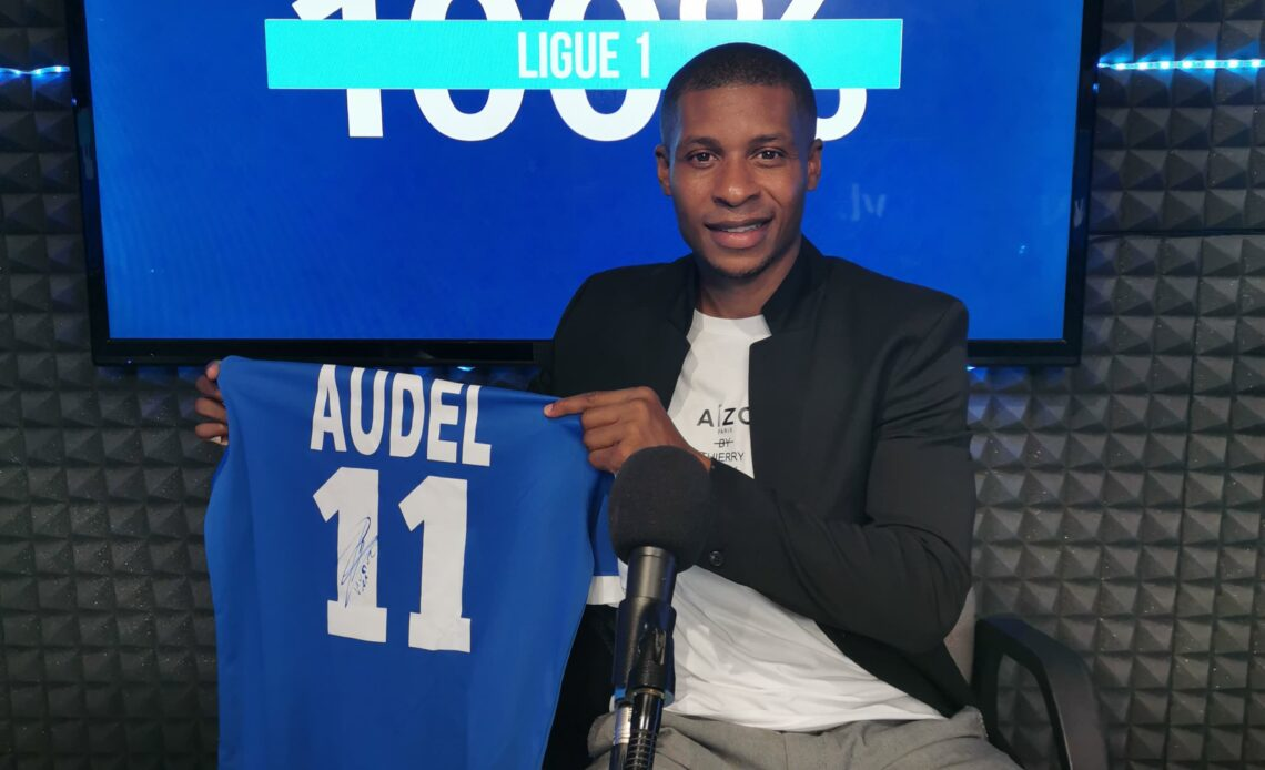 Johan Audel invité de 100% Ligue 1