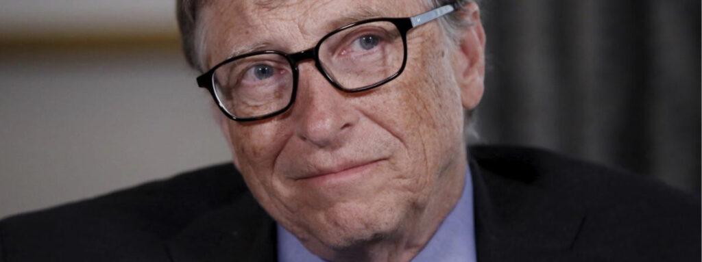 Photo de Bill Gates