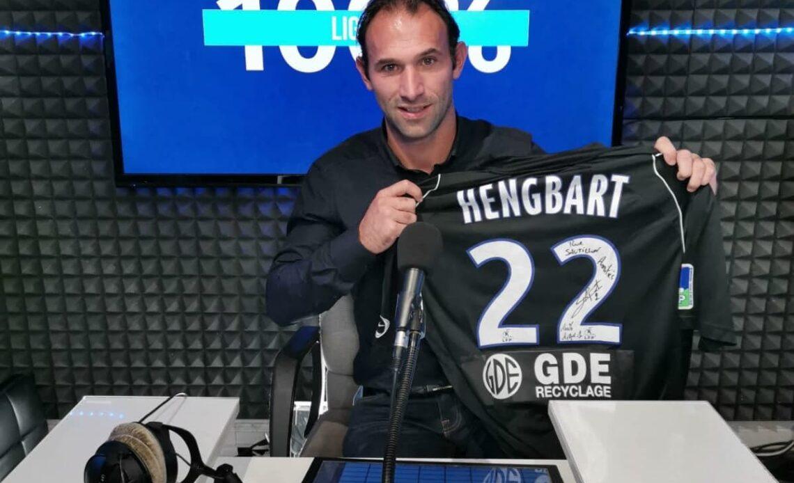 Cédric Hengbart invité de 100% Ligue 1