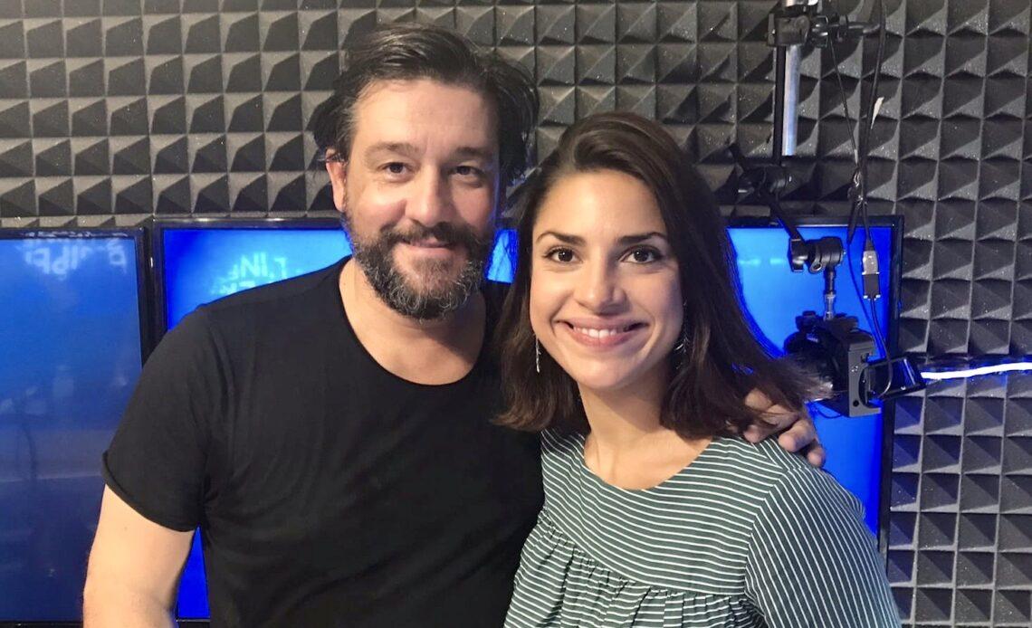 Titoff et Roxane Turmel sur VL