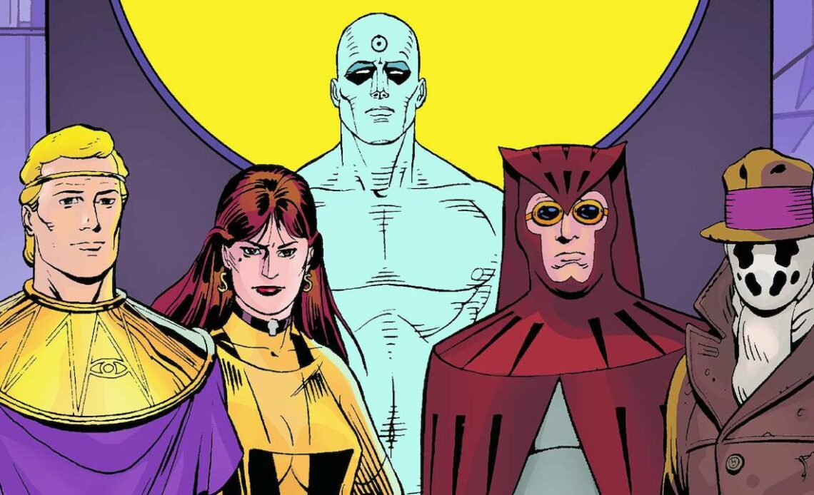 HyperLink 104 - Watchmen, l'illusion comics