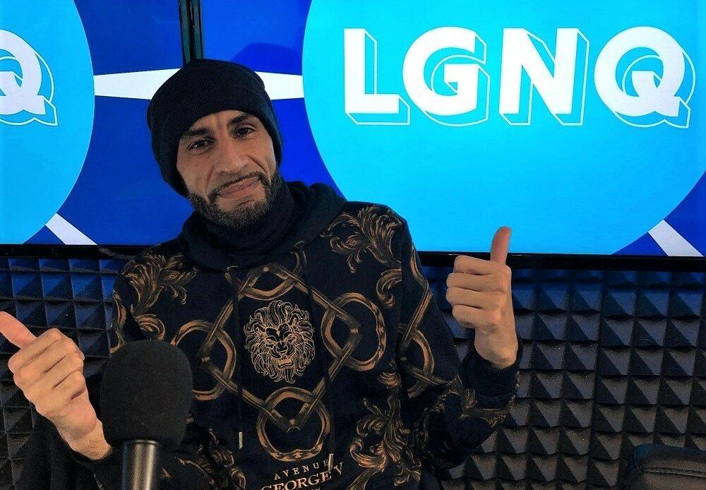 Djamel Kaibou dans le Grand N'importe Quoi de Martin d'Aboville sur VL #LGNQ