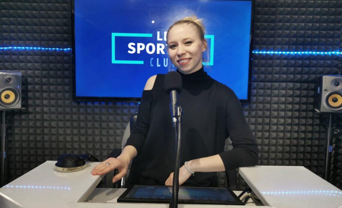 Kseniya Moustafaeva sur VL.