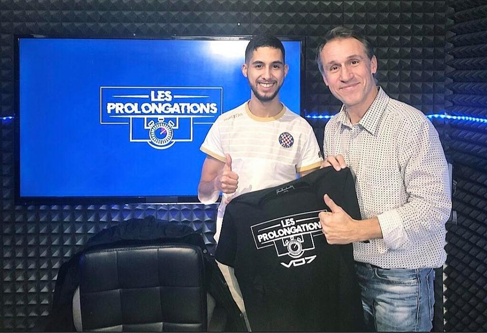 Xavier Barret signe au FC Prolongations