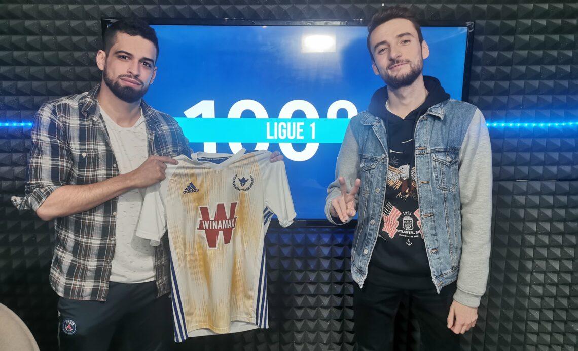 Vinsky et Rahim invités de 100% Ligue 1