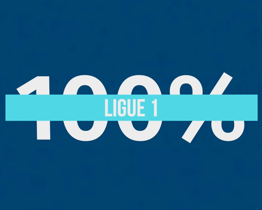 100% Ligue 1 LDC OL JUVE