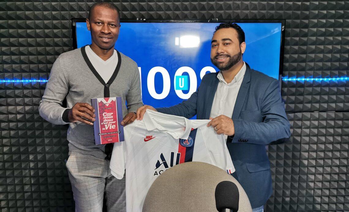 Amara Simba invité de 100% Ligue 1