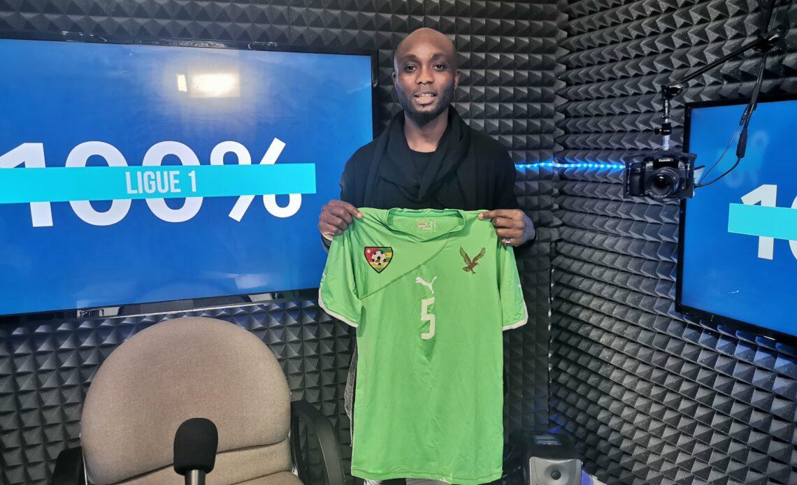 Serge Akakpo invité de 100% Ligue 1