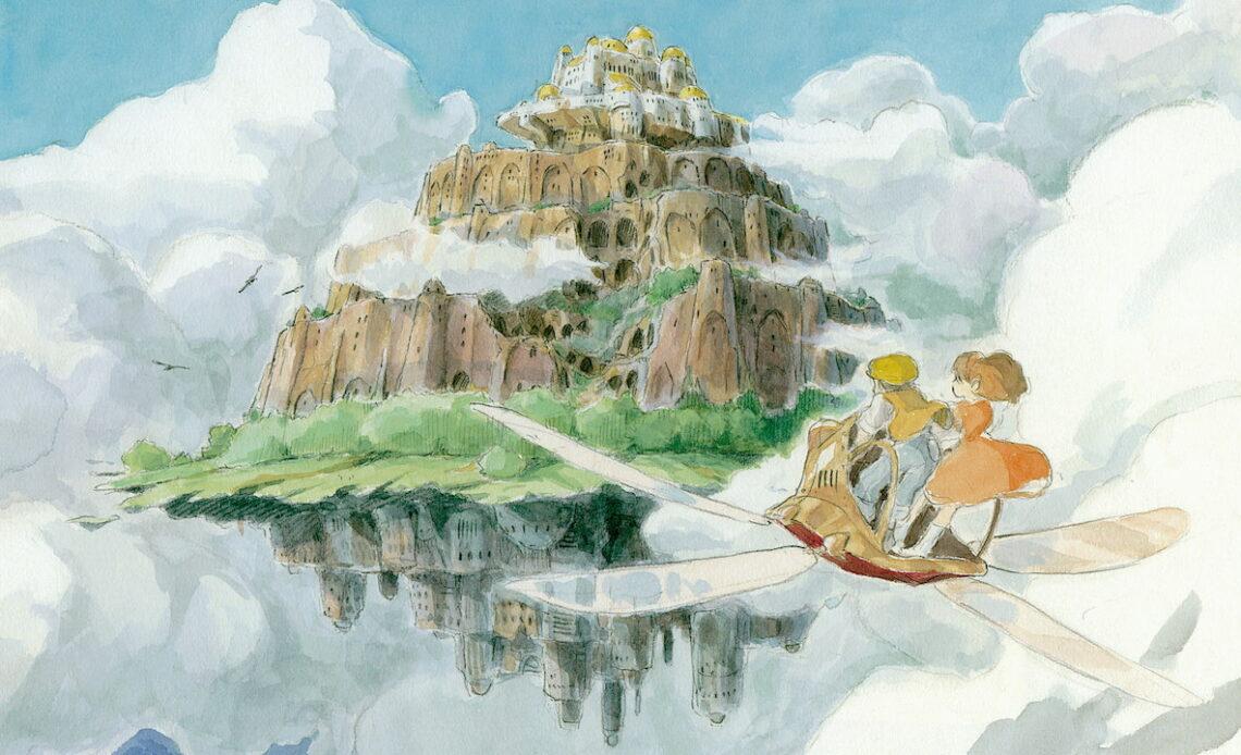 HyperLink 116 – Ghibli, l'animation sous le vent