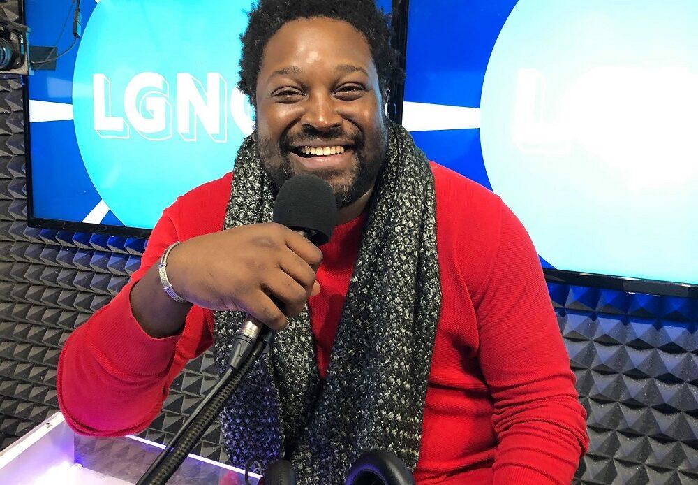 Edgar Yves dans Le Grand N'importe Quoi de Martin d'Aboville sur VL #LGNQ