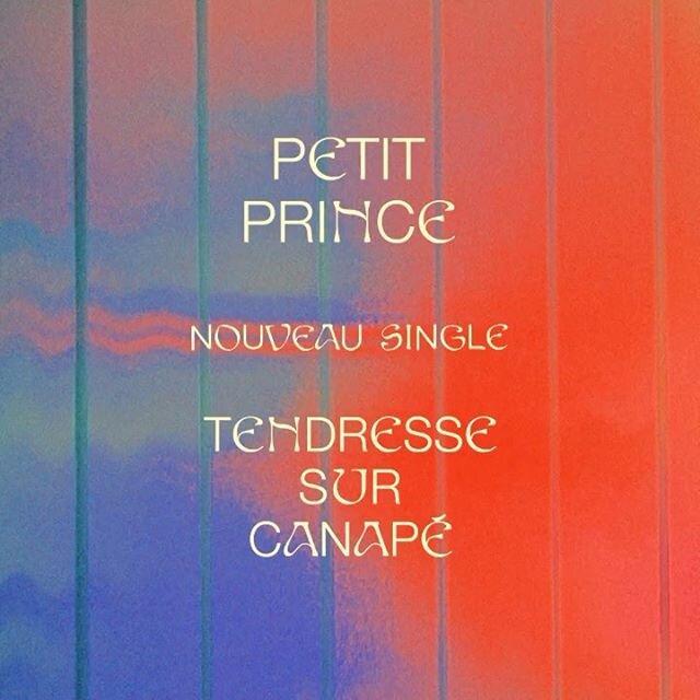 Petit Prince - Tendresse sur canapé