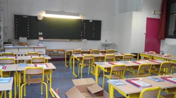 Les établissements scolaires rouvriront le 11 mai