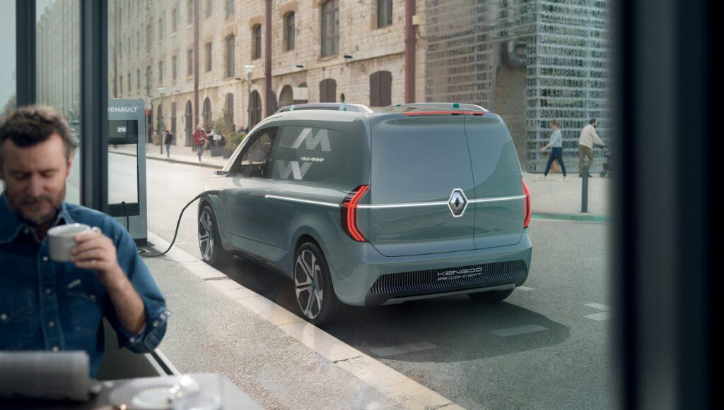 Véhicules utilitaires Renault