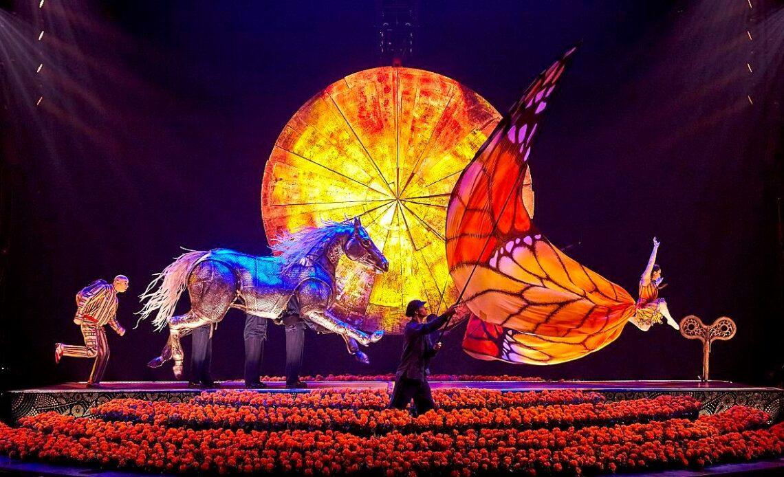 Cirque du Soleil : la faillite... avant la vente aux enchères