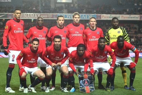 Psg-Seville 4-2 europa league