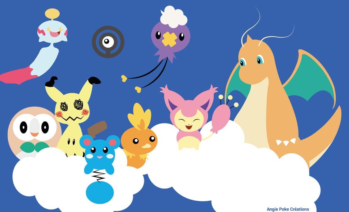 Angie Pokemon
