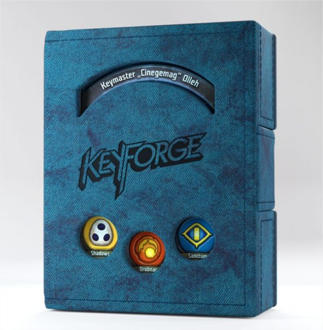 Keyforge Deluxe Box Gamegenic