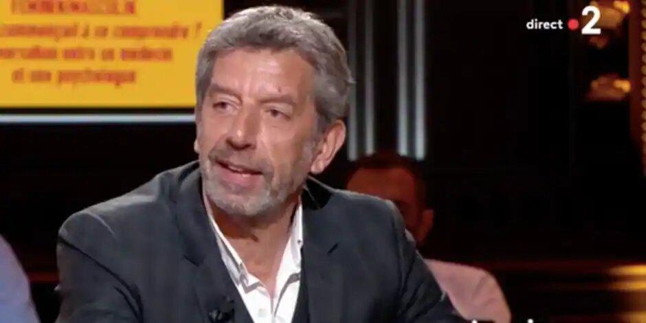 Ses propos sur le port du masque font polémique — Michel Cymes