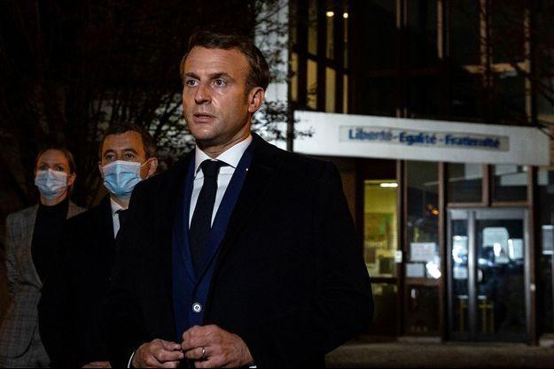 Yvelines : un homme a été décapité, le parquet antiterroriste a été saisi